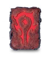 Horde Symbol Lights up Power Bank - Warcraft Movie Collection