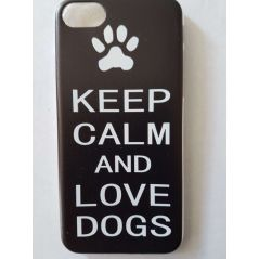 Keep Calm And Love Dogs Case for iPhone 7 Plus