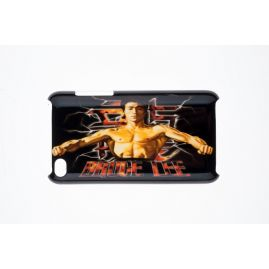 Bruce Lee Actor Case Cover On Your iPod4