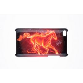 Horse on fire  on your Ipod 4